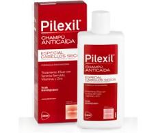 Pilexil champú anticaída para cabellos secos 300 ml