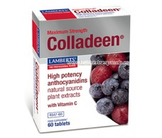 Lamberts Double Colladeen power. Anthocyanidins 60 capsules