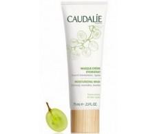 Caudalie Mascarilla Crema Hidratante 75 ml. Calmar y rehidratar