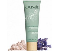 Caudalie Masque Instant Detox Deep cleans, tightens pores