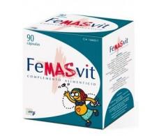 Femasvit 90 cápsulas. Complemento alimenticio 3 meses