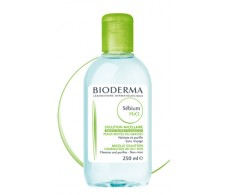 Sebium Bioderma micellar water for oily skin 250 ml.