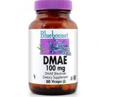 Bluebonnet DMAE 100 mg 50 capsules