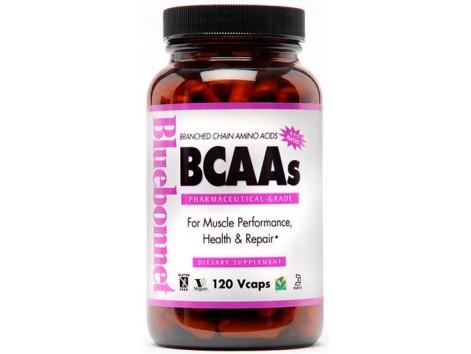 Bluebonnet BCAA 120 vegetarian capsules