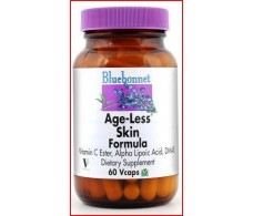 Bluebonnet Age-Less Skin Formula 60 capsules