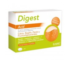 Eladiet Digest Acid 30 comprimidos chupables