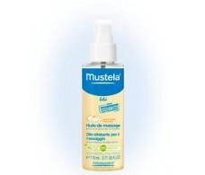 Mustela Aceite de masaje 110ml.