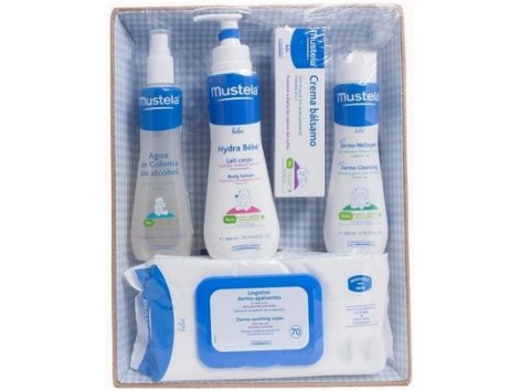 Layette for Mustela Blue Gift