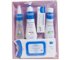 Layette for pink gift Mustela