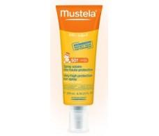 Mustela Protección Solar spray Cara & Cuerpo SPF50 200ml.