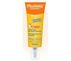 Mustela Sun Protection Face & Body Spray SPF50 200ml.