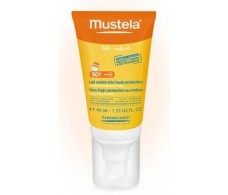 Mustela Facial Sun Cream SPF 50 40ml special.