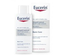 Eucerin AtopiControl Irritated dry skin lotion 400ml