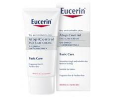 Eucerin AtopiControl  Crema Facial piel seca irritada 50ml