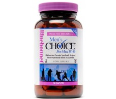 Targeted Multiples Bluebonnet men's choice 90 tablets