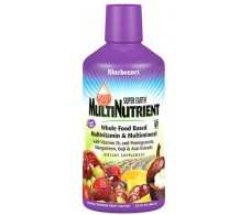 Bluebonnet Liquid Super Earth Formula multinutriente 946 ml.