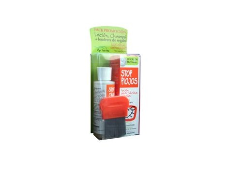Vendrell Stop Lice Lice and nit comb 165ml