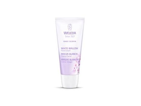 Weleda Baby Face Cream with Malva Derma White 50 ml.
