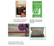 Inneov Camilina Turboslim Cronoative + Gift Farmacia Internacional