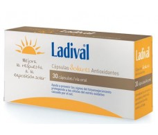 Ladival Cápsulas Solares Antioxidantes 30 capsulas