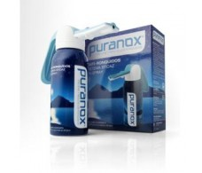 Puranox spray reduces snoring