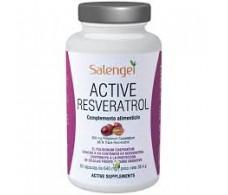 Salengei Active Resveratrol   60 cápsulas (antes Transmax).