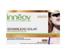 Inneov Sensibilidad Solar 30 cápsulas.
