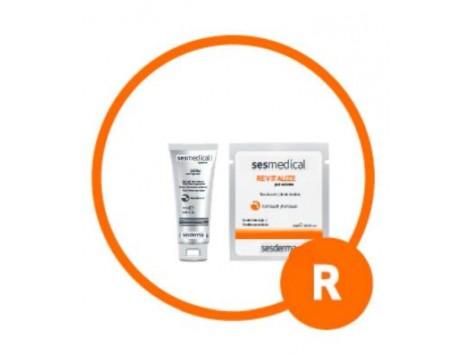 Revitalize Peel Peeling program sesmedical light pods 4uds