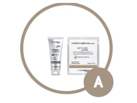 Antiage program Sesmedical peel Peeling aging pods 4 pcs