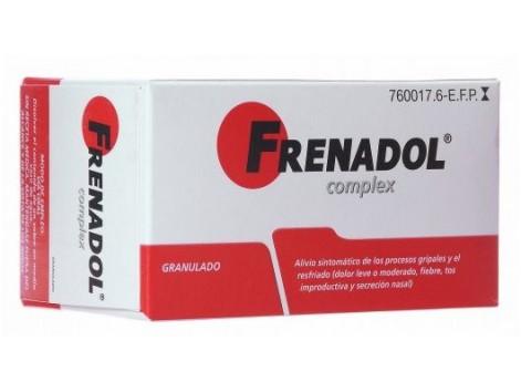 Frenadol Complex Granulado para Solución Oral 10 Sobres