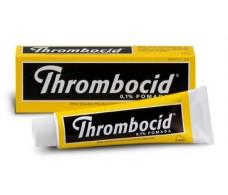 Thrombocid pomada 1 mg/g tubo 60 gramos