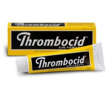 Thrombocid ointment 1 mg / g pipe 30 grams