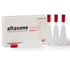 Aftasone Infantil 1.5mg 12 pastillas para chupar