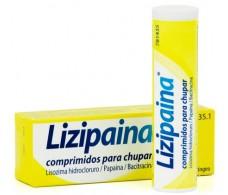 Lizipaina 20 lozenges
