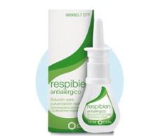 Respibien antiallergic nasal solution 10 ml.