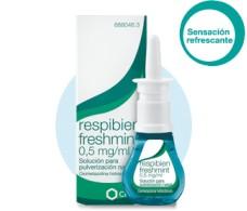 Respibien freshmint 0,5 mg/ml solución nasal 15ml.