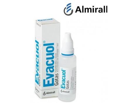 Evacuol 7.5 mg / ml in 30 ml oral drops