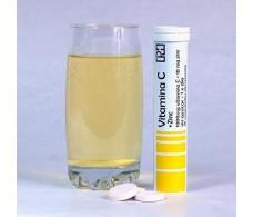 Pharminicio Vitamina C + Zinc PH 1000 mg/10 mg, 20 comprimidos efervescentes.