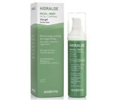 Hidraloe Sesderma Aloe Gel 60ml After Sun Care
