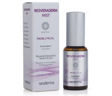 Sesderma Resveraderm antioxidant Mist 12ml spray