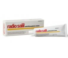 Radio salil antiinflamatorio en crema 60 gramos