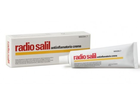 Radio salil antiinflammatory cream 60 grams