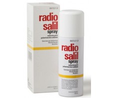 Radio Salil spray cutaneous spray solution for 130ml.