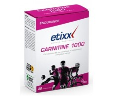 Etixx Endurance Carnitine 1000 30 comprimidos