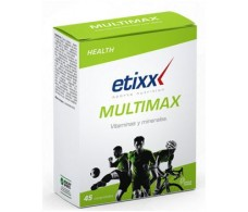 Etixx Health Multimax complemento alimenticio 45 cápsulas