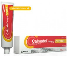 Calmatel 18 mg / g cream for topical use 60 grams