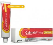 Calmatel 18 mg/g crema de uso tópico 60 gramos