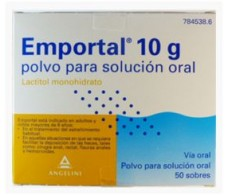 Emportal 10 g powder for oral solution 50 envelopes