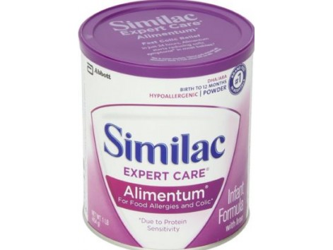 Similac Expert Care Alimentum 400 grams. Neutral