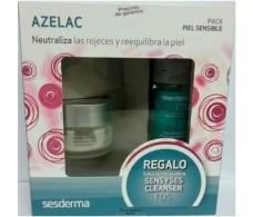 Sesderma Azelac moisturizer + SensySeS Ros (Limited Edition)